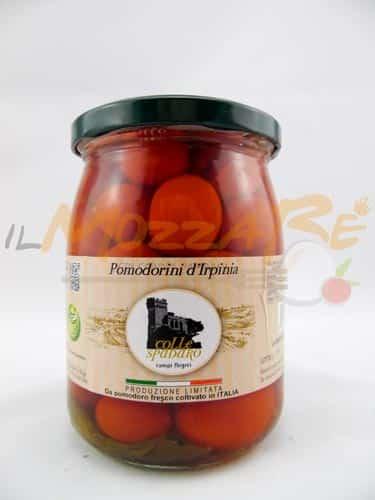 Pomodorini in Acqua – Azienda Agricola Colle Spadaro