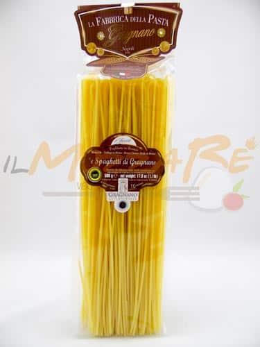 Spaghetti Fabbrica della Pasta di Gragnano