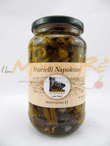 Friarielli Napoletani – Azienda Agricola Colle Spadaro