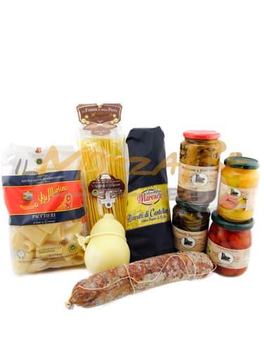 Box degustazione di Prodotti tipici Campani