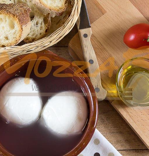 Mozzarella di Bufala Campana - Regno Bianco
