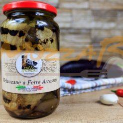 Melanzane a Fette arrostite - Azienda Agricola Colle Spadaro
