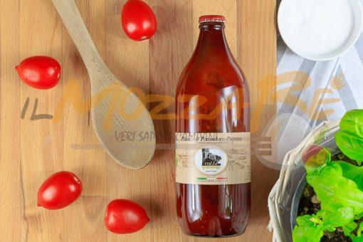 Passata di pomodoro paesana 66cl - Azienda Agricola Colle Spadaro