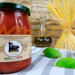 Polpa di Pomodoro con pomodorini - Azienda Agricola Colle Spadaro