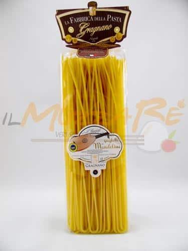 Spaghetti al Mandolino Fabbrica della Pasta di Gragnano