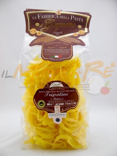 Tripoline Fabbrica della Pasta di Gragnano