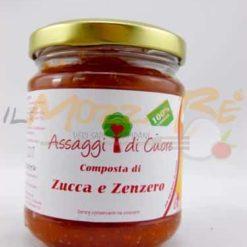 Composta di Zucca e Zenzero – Assaggi di Cuore