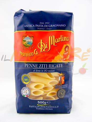 Penne Ziti Rigate – Pastificio G. Di Martino di Gragnano IGP