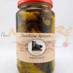Zucchine Arrostite – Azienda Agricola Colle Spadaro