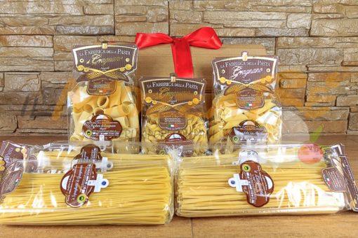 Box degustazione Fabbrica della Pasta di Gragnano