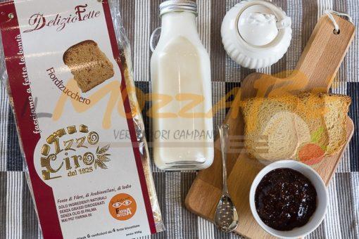 Fiordizucchero - Fette biscottate artigianali