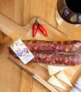 Salsiccia piccante stagionata – Salumificio Ruocco Agerola