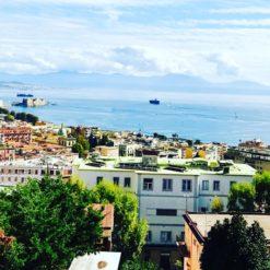 Mini box di benvenuto a Napoli