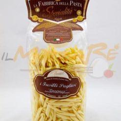 Fusilli pugliesi - Fabbrica della pasta di Gragnano
