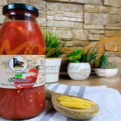 Spicchi di Pomodoro - Azienda Agricola Colle Spadaro