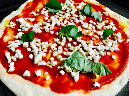 Kit Pizza Margherita