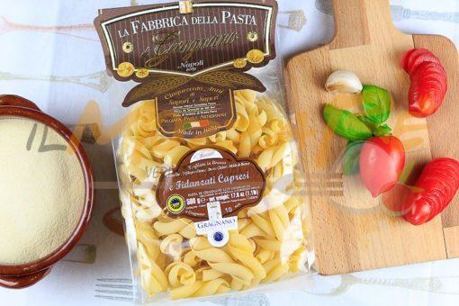 Fidanzati Capresi 500gr - Fabbrica della Pasta di Gragnano