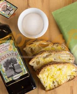 Olio extravergine d'oliva di Sorrento - Frantoio Gargiulo