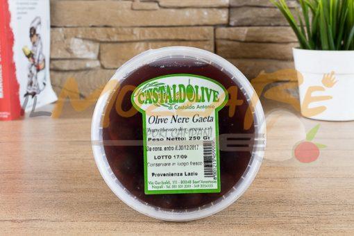 Olive nere di Gaeta - Castaldolive