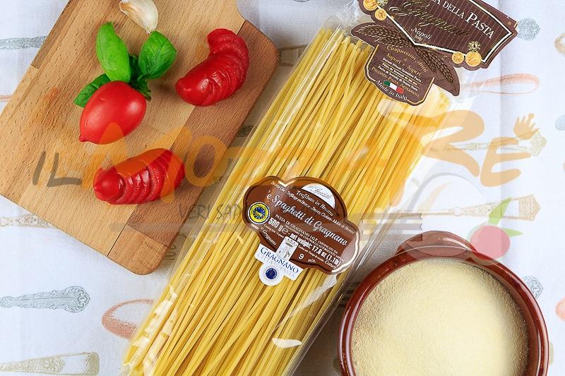 Spaghetti 500gr - Fabbrica della Pasta di Gragnano
