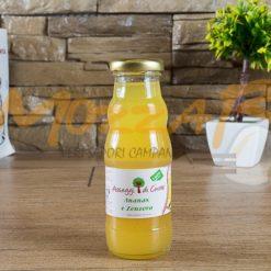 Succo di ananas e zenzero - Assaggi di Cuore