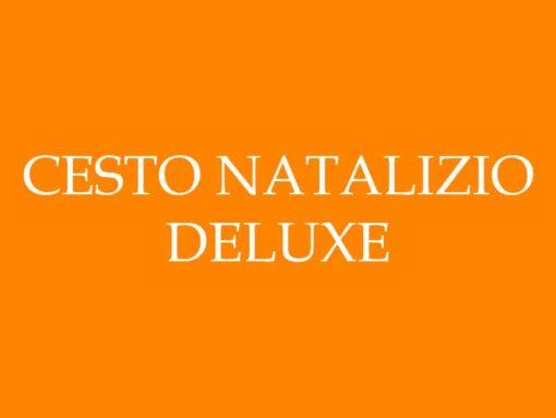 Cesto natalizio Deluxe