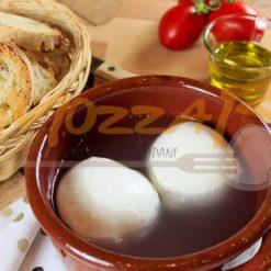 Mozzarella di Bufala Campana senza lattosio