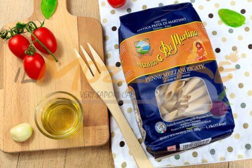 Penne Mezzani Rigate - Pastificio Di Martino IGP