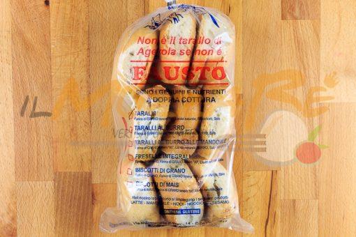 Taralli al Finocchietto di Agerola - Biscottificio Fausto