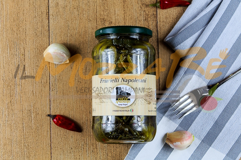 Friarielli Napoletani - Azienda Agricola Colle Spadaro